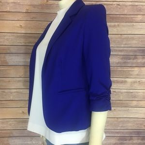 Worthington Jackets & Coats - Royal Blue Worthington Blazer